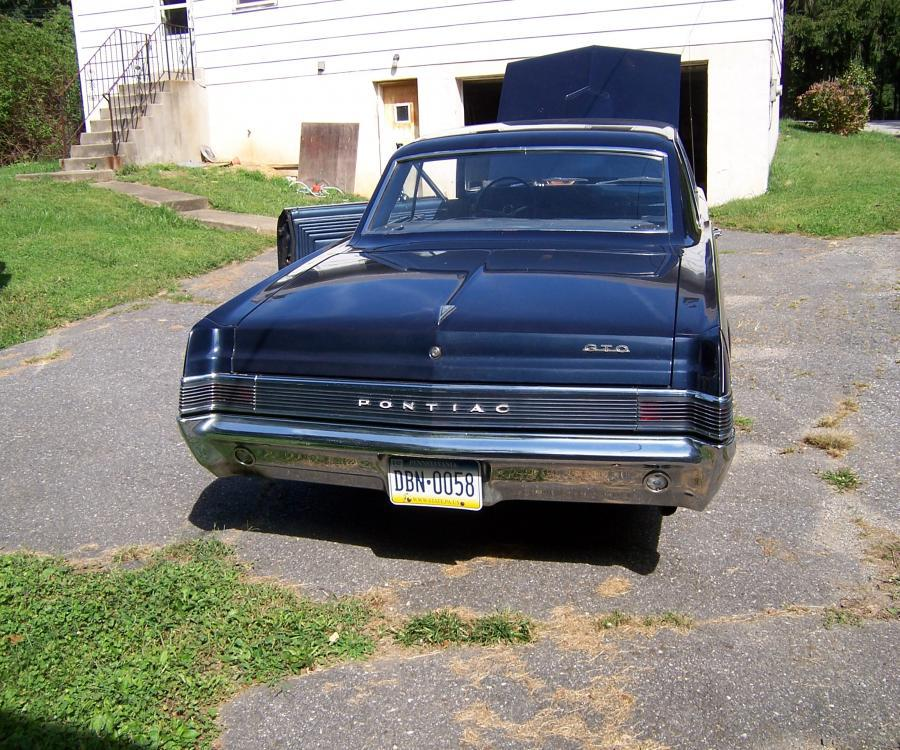 1965 GTO 389 3 2bbls 4 speed and 390 posi - PONTIAC ZONE TECH FORUMS